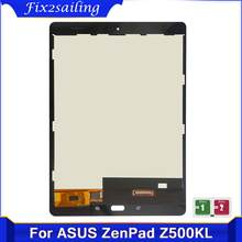 NEW For ASUS ZenPad 3S 10 P027 Z500M Z500KL P001 Z500 LCD Display Monitor Touch Screen Digitizer Assembly Replacement Parts