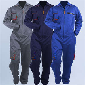 Uniform-Spring Overall-Working Workshop Welding-Suit Mechanic Thin-Pockets Woman Car-Repair