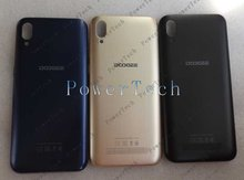 DOOGEE X90 Neue Original 6,1 zoll Batterie Abdeckung Zurück Shell Fall Reparatur Rahmen Ersatz
