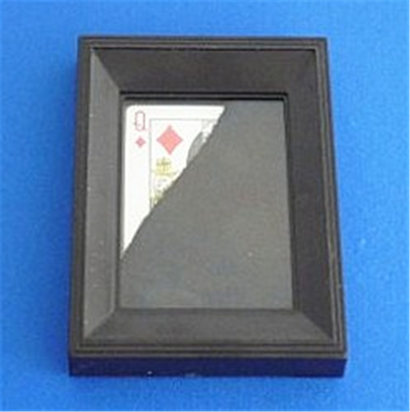 Sand Frame Magic Tricks Chosen Card Appeaing In Frame Magie Magician Close Up Illusin Gimmick Props Metalism Funny