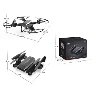 Image 5 - KY606D Drone 4k HD Aerial Photography 1080p Four axis aircraft 20 Minutes Flight air Pressure Hover a key take off Rc helicopter