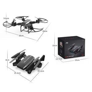 Image 5 - KY606D drone 4 k HD fotografia aerea 1080 p quattro aerei axis 20 minuti di volo di pressione dellaria hover un chiave di decollo RC elicottero