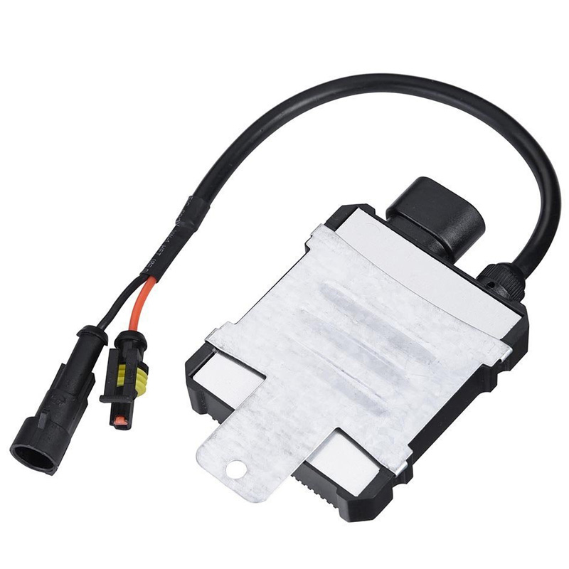 2 pcs Slim HID 35 55W Xenon Replacement Electronic Digital Conversion Ballast Kit Ignition Unit Block for Automobiles Car 12V in Car Light Accessories from Automobiles Motorcycles
