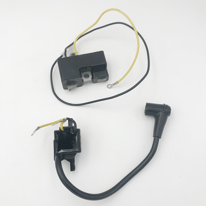 HUNDURE Ignition Coil Module Magneto Old Section For Husqvarna 51 55 61 66 162 250 254 266 268 272 Chainsaw (Old Models)