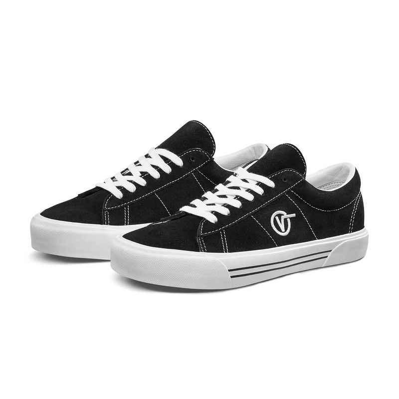 Оригинальные аутентичные VANS обувь мкА SID DX мужские и женские скейт обувь черная классическая уличная спортивная обувь для отдыха Новинка 2020 VN0A4BTXUL1