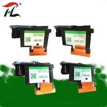 цена на Compatible for HP 80 printhead Designjet 1000 1050c 1055 Ink Cartridge print head for hp80 cartridges