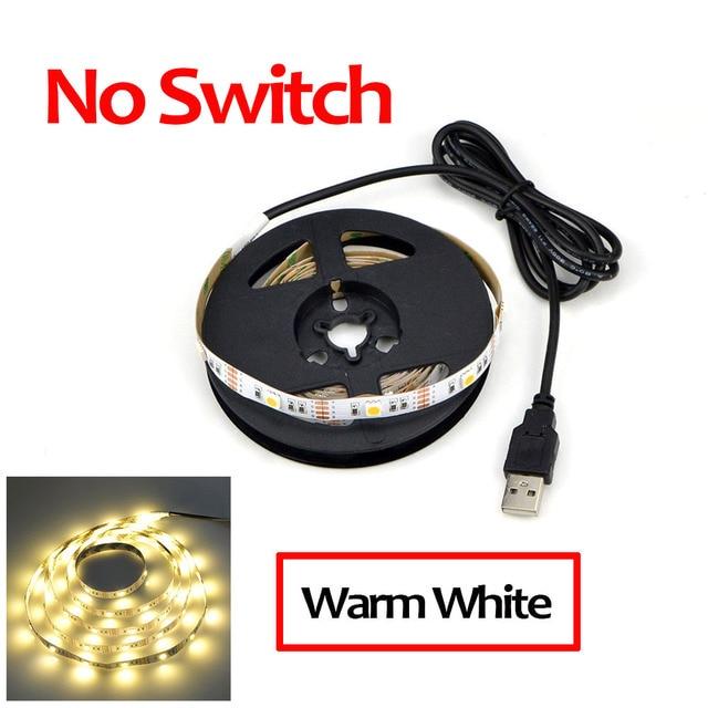 No Switch Warm White
