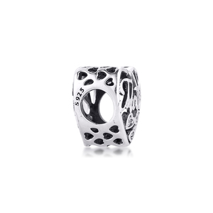 Image 4 - Fits Pandora Bracelet 925 Sterling Silver Mother & Son Bond Charm Silver Beads for Jewelry Making Party Gift for Women kralen