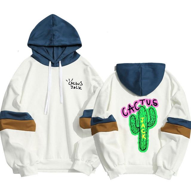 Travis Scott Cactus Jack & Printed Patchwork Jacket hoodies  1