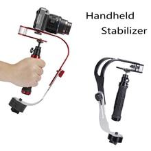 Estabilizador de cámara de vídeo de mano estabilizador Steadicam para cámara Canon Nikon Sony Gopro Hero Phone DSLR DV STEADYCAM Accesorios