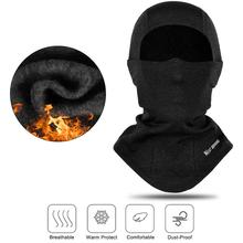 Thermal Cycling Full Face Snow Mask