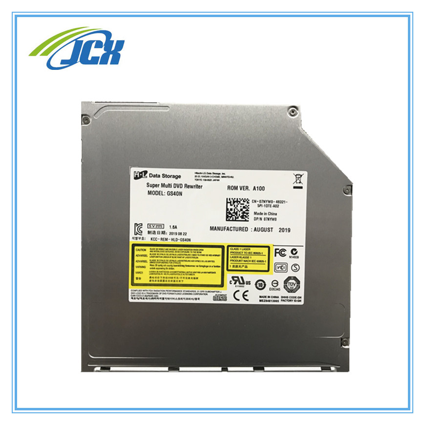 model:GS40N with buttonNew packaging for Dell PP17S alien X51R2 M14X chassis suction ultra thin serial port dvdrw optical drive