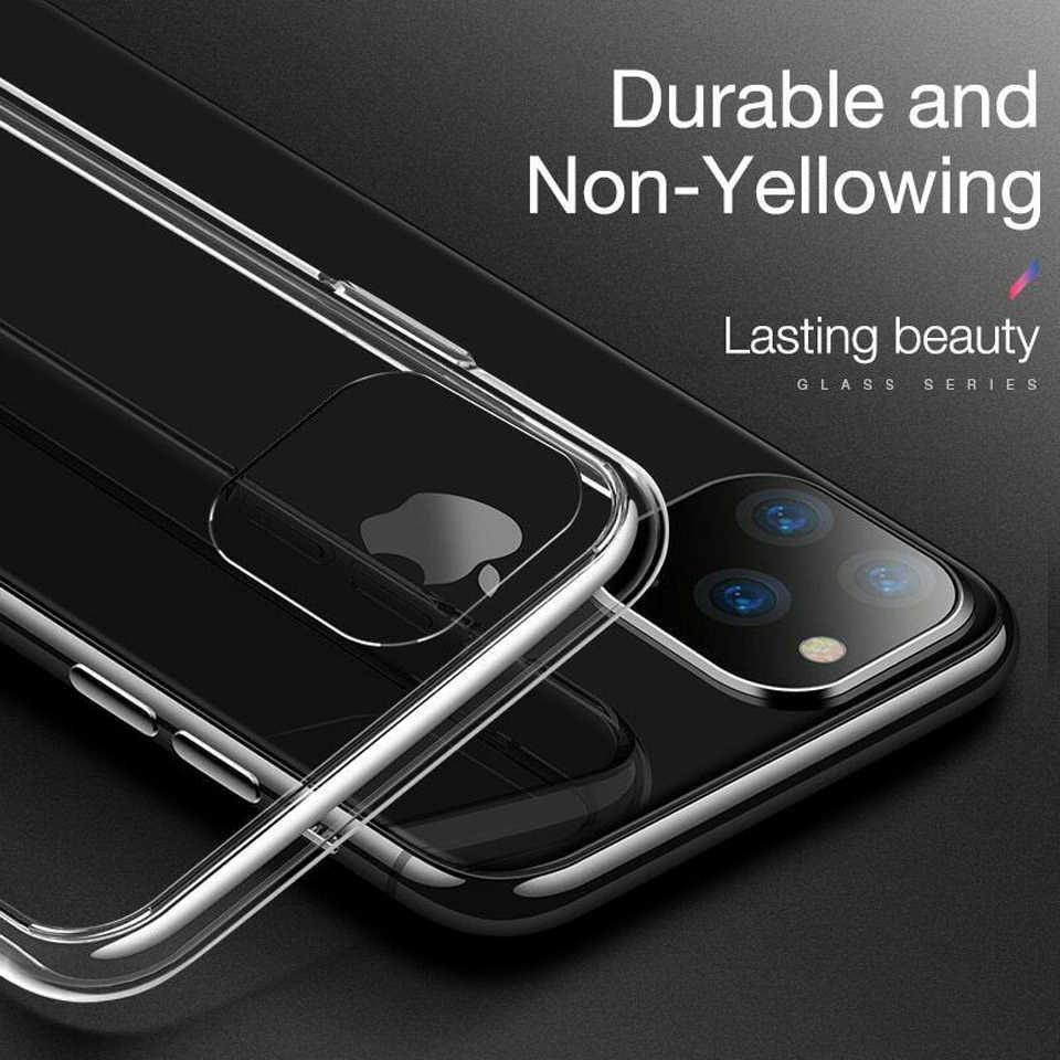آيفون 4 4s 5 5s SE 5C 6 6S 7 8 Plus X XR XS 11 Pro MAX حافظة فائقة النحافة ناعمة من البولي يوريثان غطاء من السيليكون غطاء الهاتف قذيفة Funda