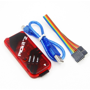 Microcontrollers PICkit2 PICkit 2 PIC KIT2 Debugger Programmer for PIC24 PIC32 PIC DSPIC(China)