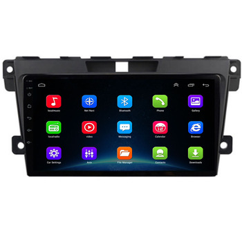 2020 In stock! New 4G LTE Android 10 For MAZDA CX-7 CX7 CX 7 2008-2015 Multimedia Stereo Car DVD Player Navigation GPS Radio image