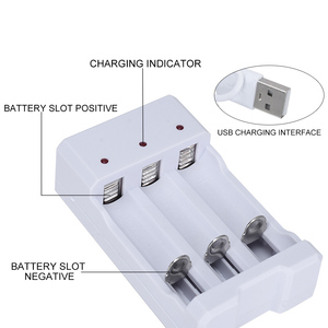 Image 5 - USB 4 Slots Fast Charging Battery Charger Short Circuit Protection AAA and AA Rechargeable Battery Station High Quality