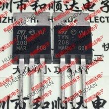 Новый и оригинальный TYN208 TO-220 200V 8A