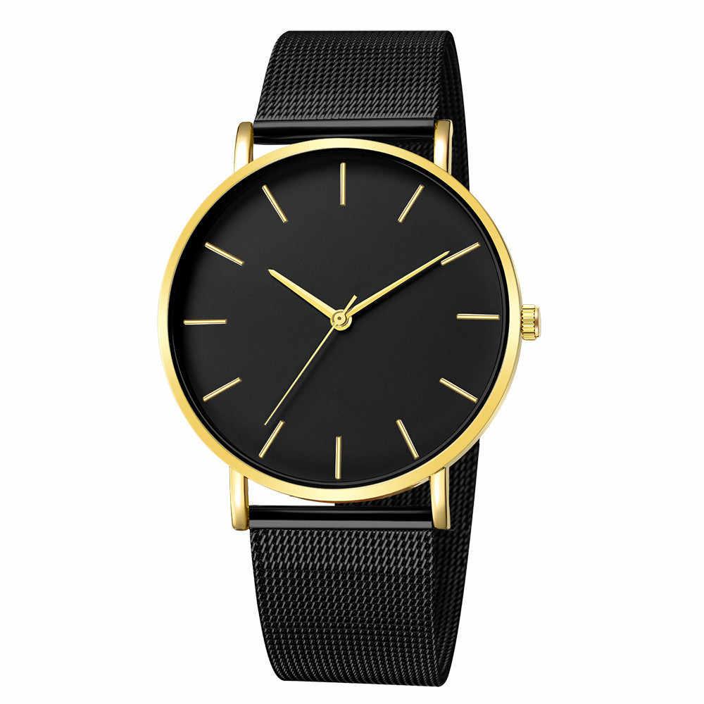 Relojes para mujer Bayan Kol Saati moda oro rosa plata hombres reloj para mujer saat reloj zagarek damski negro