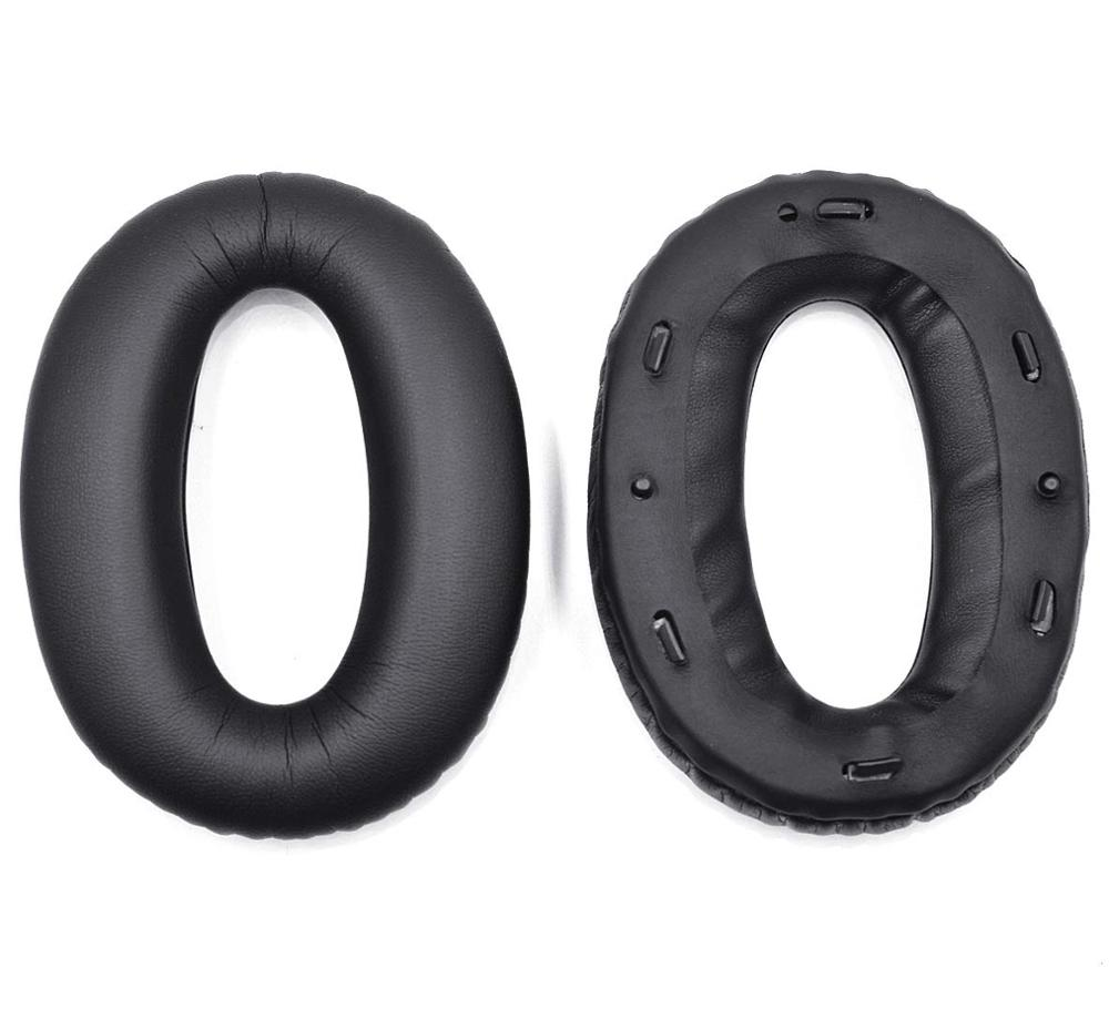 VEKEFF <font><b>1000X</b></font> Ear Pads for <font><b>SONY</b></font> <font><b>MDR</b></font> <font><b>1000X</b></font> WH1000XM2 <font><b>MDR</b></font>-<font><b>1000X</b></font> <font><b>Headphone</b></font> Replacement Ear Pad Cushion Cups Ear Cover Earpads image