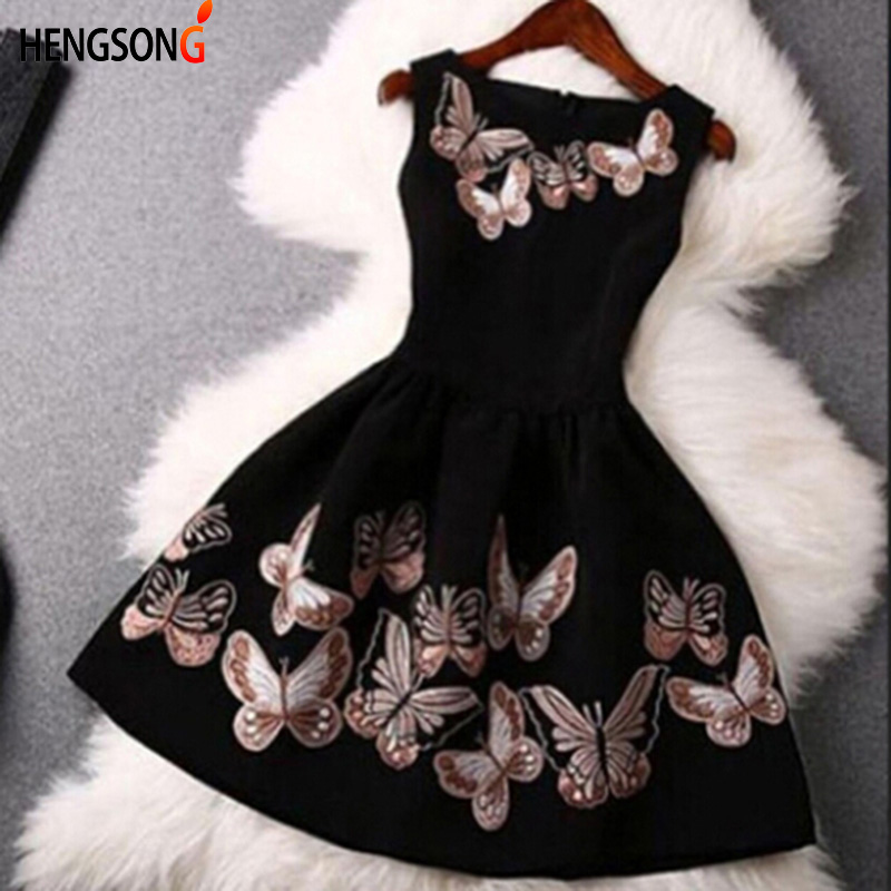 New Women Slim Mini Skirts Women Summer Sleeveless Print Skirts Elegant Ball Gown Femme Clothing