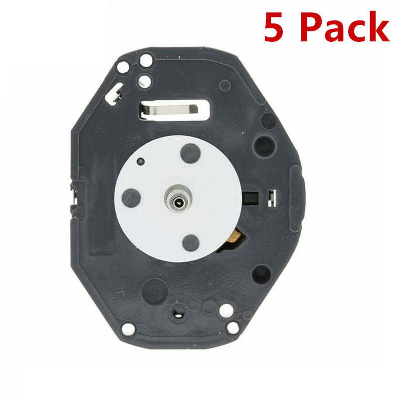 Wholesale 5PCS Watch Accessory Parts For Japan PC21 Quartz Watch Movement Replacement