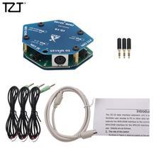 TZT CE 19 อินเทอร์เฟซข้อมูลการ์ดขยายสำหรับ XIEGU X5105 ACC PTT