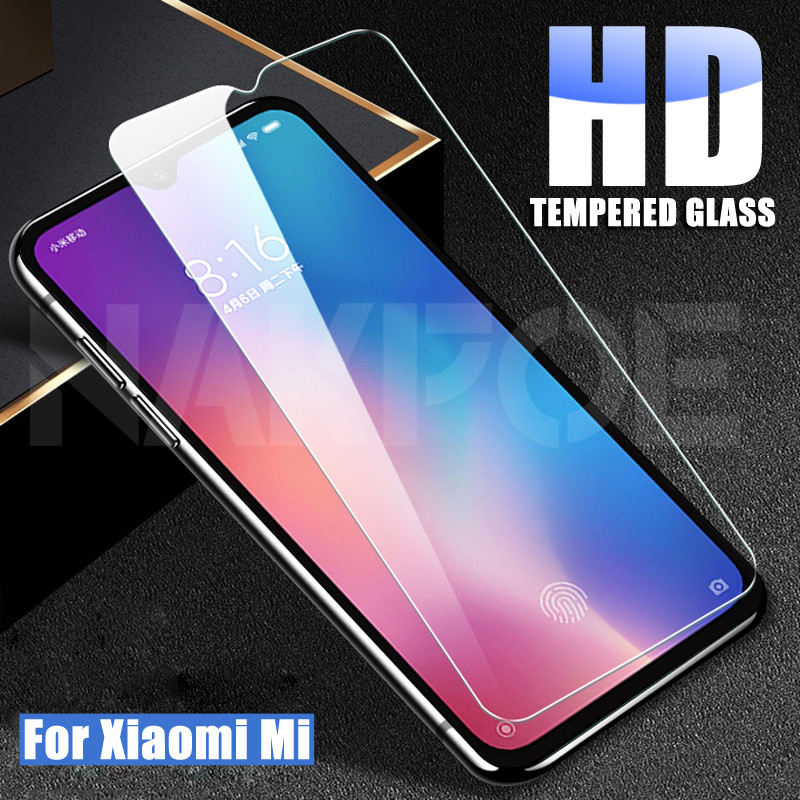 9H Protective <font><b>Glass</b></font> on the For <font><b>Xiaomi</b></font> Mi 9 8 SE 9T CC9 CC9E Screen Protector <font><b>Xiaomi</b></font> Mi <font><b>A3</b></font> A2 Lite Play F1 Tempered <font><b>Glass</b></font> Film image