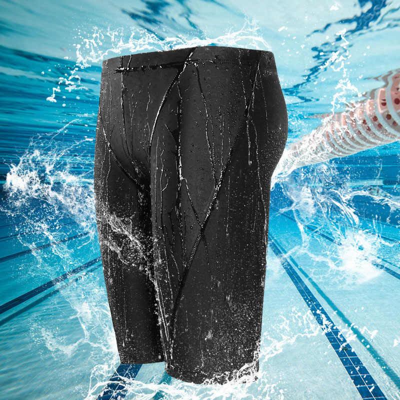 Newly Uomo Costumi Da Bagno Tronchi di Nuoto Ad asciugatura rapida Nuotata Shorts Spiaggia Traspirante con Cappuccio FIF66