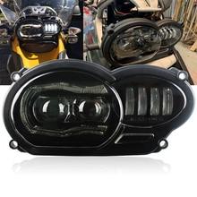 Voor bmw r1200gs 2005 2012 koplamp Led Motorfiets licht voor BMW R1200GS R 1200 GS ADV 2006 2013 (fit Oliekoeler)