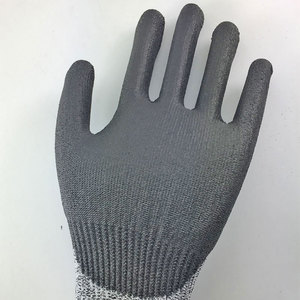 Image 4 - NMSafety High Quality CE Standard Cut Resistant Level 5 Anti Cut Work Gloves