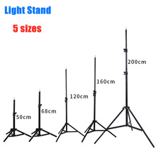 Adjustable Light-Stand Reflector Flash-Umbrellas Photo-Tripod Studio with 1/4 Screw-Head