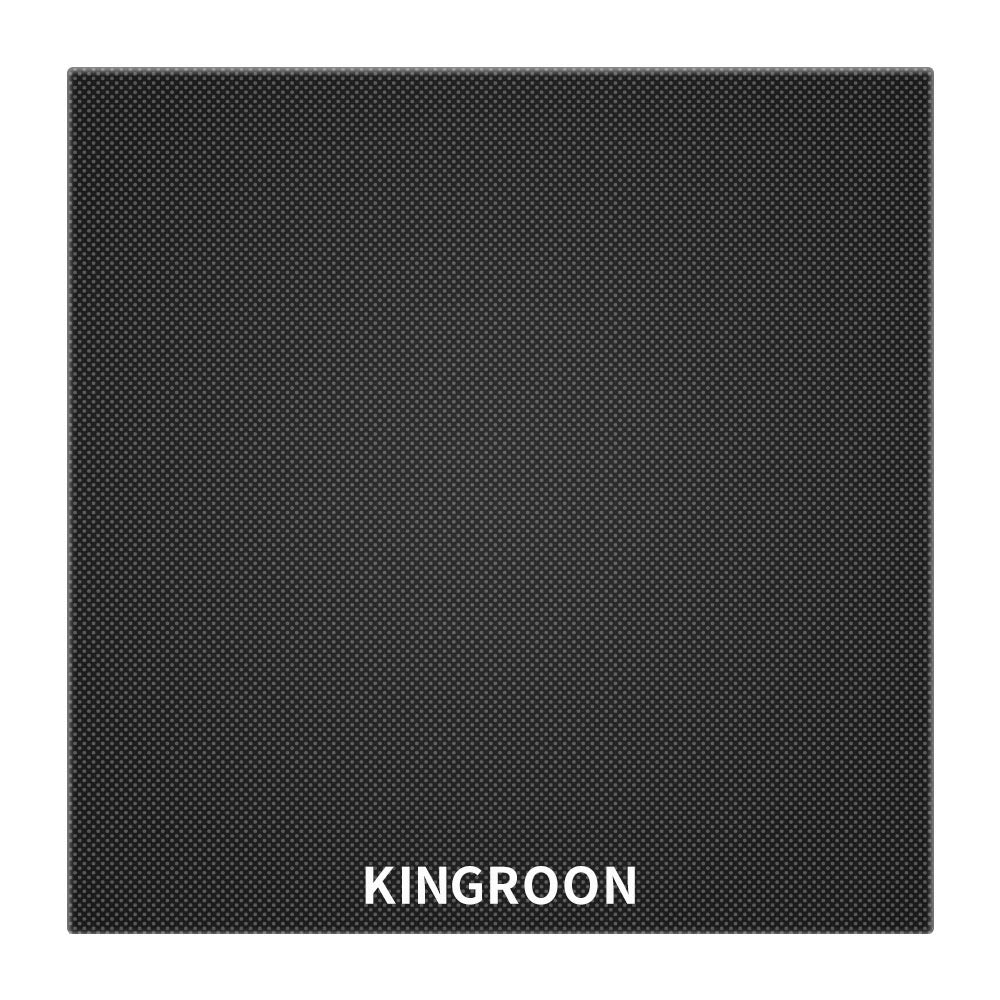 KINGROON 3D Printer Glass  Ultrabase Heated Bed Build Surface Glass Plate 180*180* 3.8mm Hot Bed Printing Platform For KP3