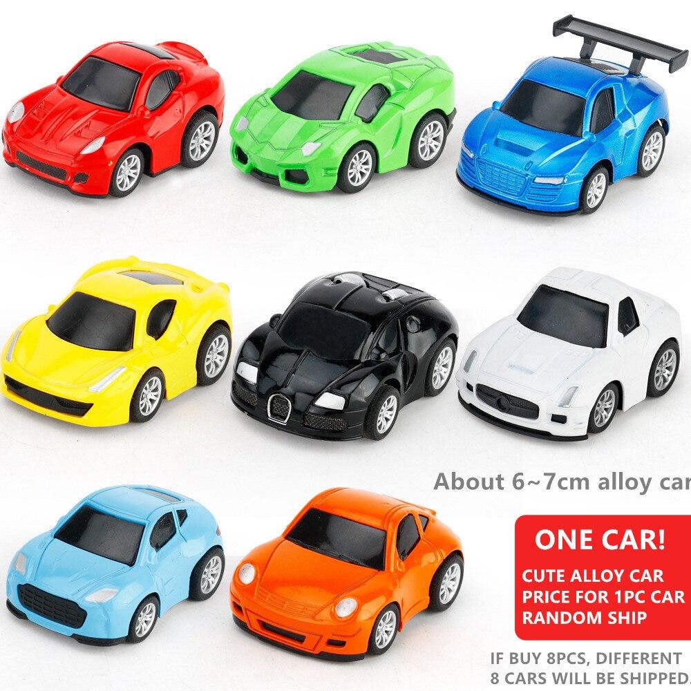 one alloy car 2