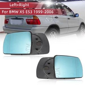 Image 1 - Calefactor para espejo retrovisor de puerta lateral izquierdo y derecho, calefactable para BMW X5 E53 2013 2016 3.0i 4.4i