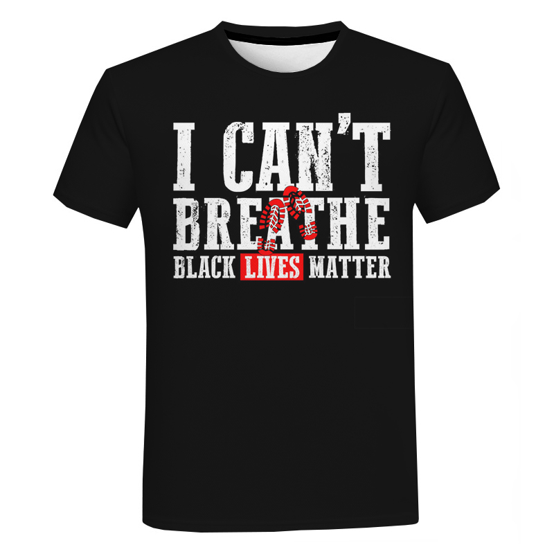 Black Lives Matter T Shirts Unisex T-shirt T Shirts
