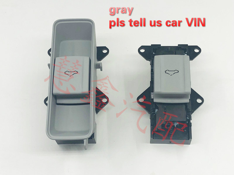 original gray for Audi A6L C7 A4L B9 Q3 A3 A1 sunroof glass switch button