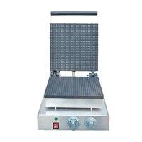 FY-2209 kare çıtır yumurta bisküvi rulo makinesi yumurta rulo yapma makinesi gevrek makinesi