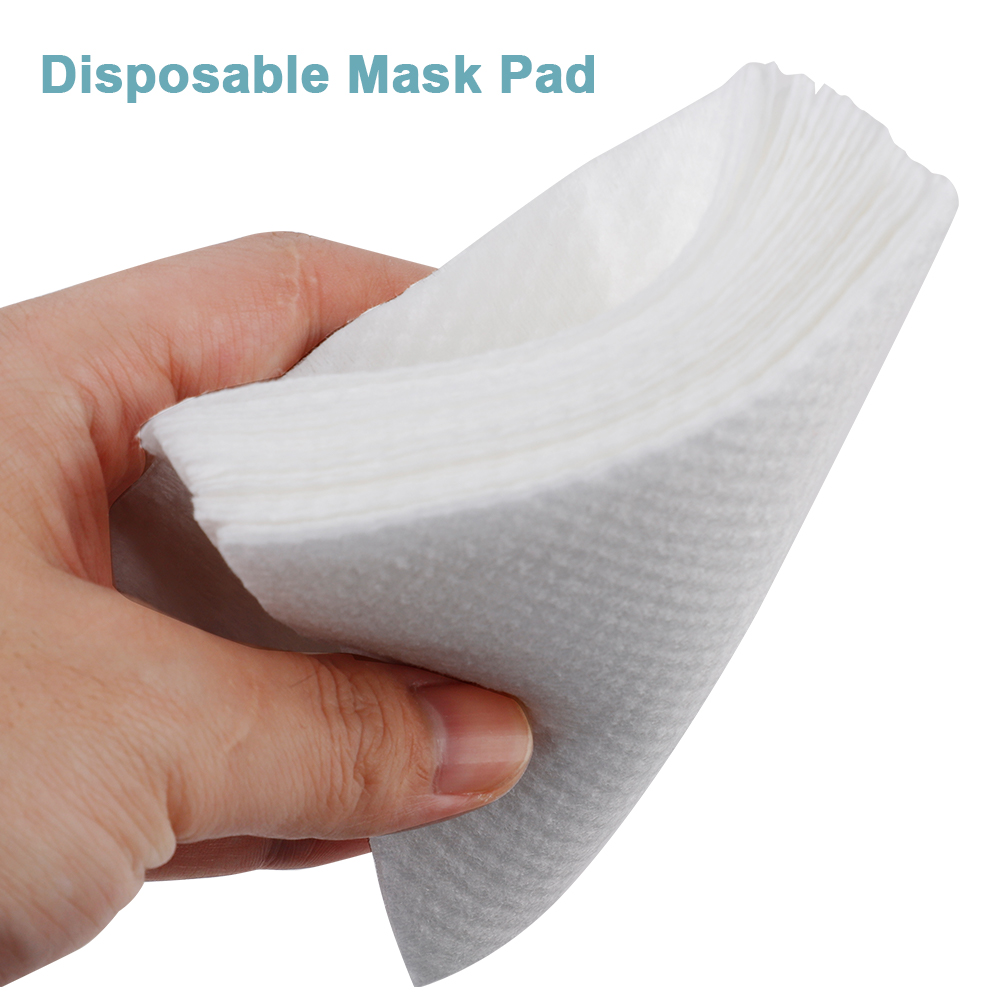30/100 Pcs Mask Filter Mask Replaceable Filter PM2.5 Anti-dust Anti-fog Masks Filters High Quality