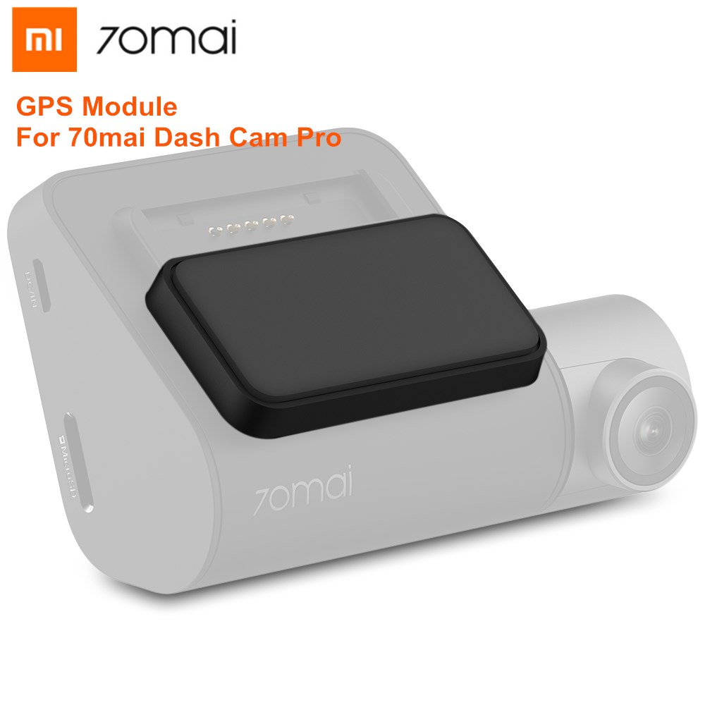 Xiaomi Gps-Module Dash-Cam Positioning 70mai D03 For Pro-Support Electronic Dog-Function