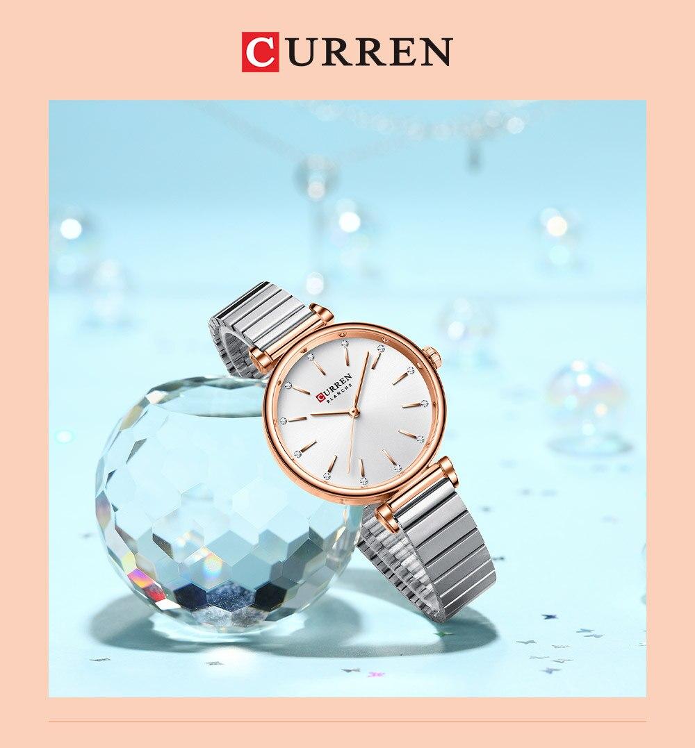 CURREN 9081Women Quartz