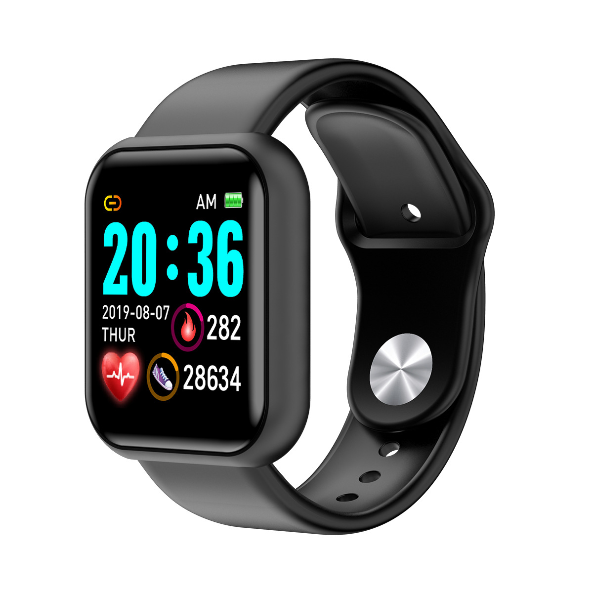 2020 Women Waterproof Smart Watch IP67 Plus Bluetooth Smartwatch For Apple IPhone Xiaomi Heart Rate Monitor Fitness Tracker image