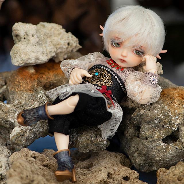 Fairyland Realfee Renny 1/7 Dolls Dragon кукла bjd Body Jointed resin doll Children Toys for Girl Birthday Gift