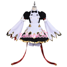 Anime Fate Grand Order  Saber Astolfo Lovely Dress Cosplay Costume FGO Cos Maid Dress H fate grand order fgo anime saber mordred joan of arc frankenstein summer swimsuit rubber keychain