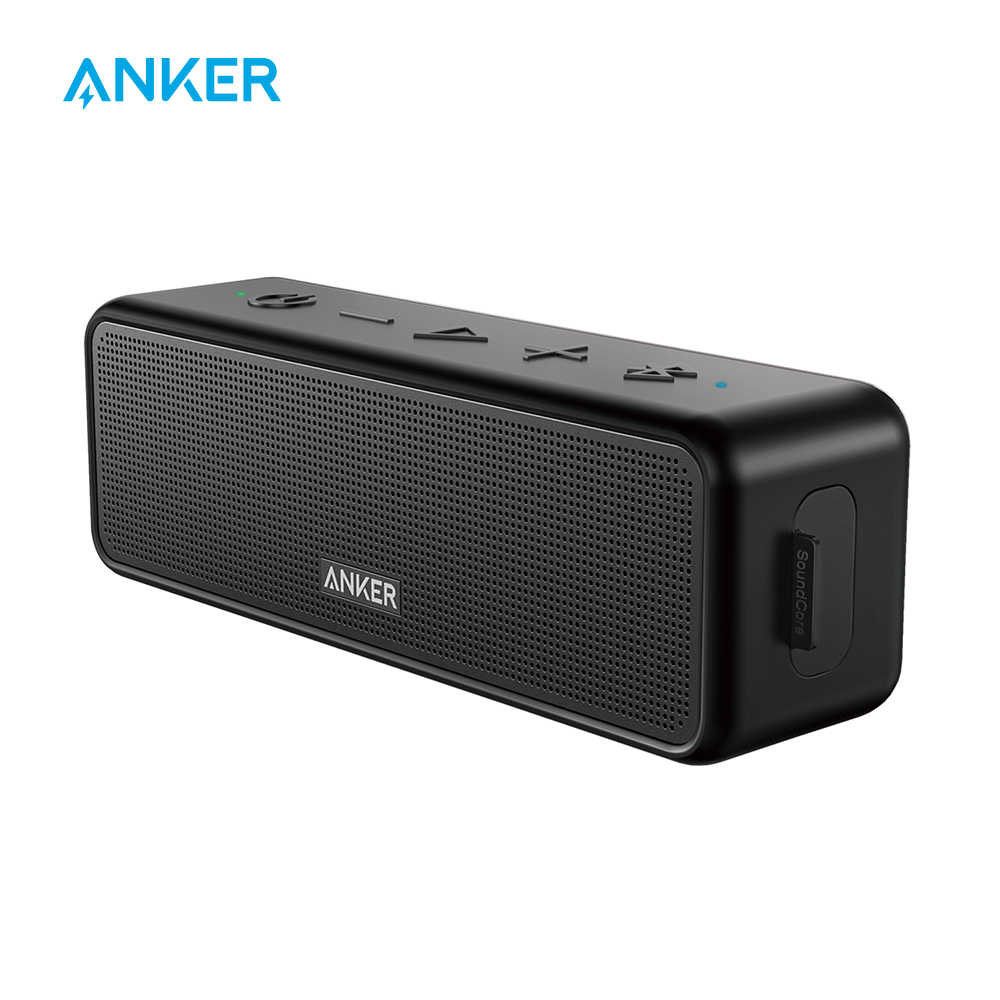 Anker Bluetooth-Speaker Stereo Sound Select Portable Built-In 2 with Rich Bass-24h Playtime