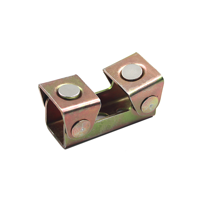 1 PCS V-type Welding Clamp Magnetic Holder Adjustable V-Pads Strong Hand Tool