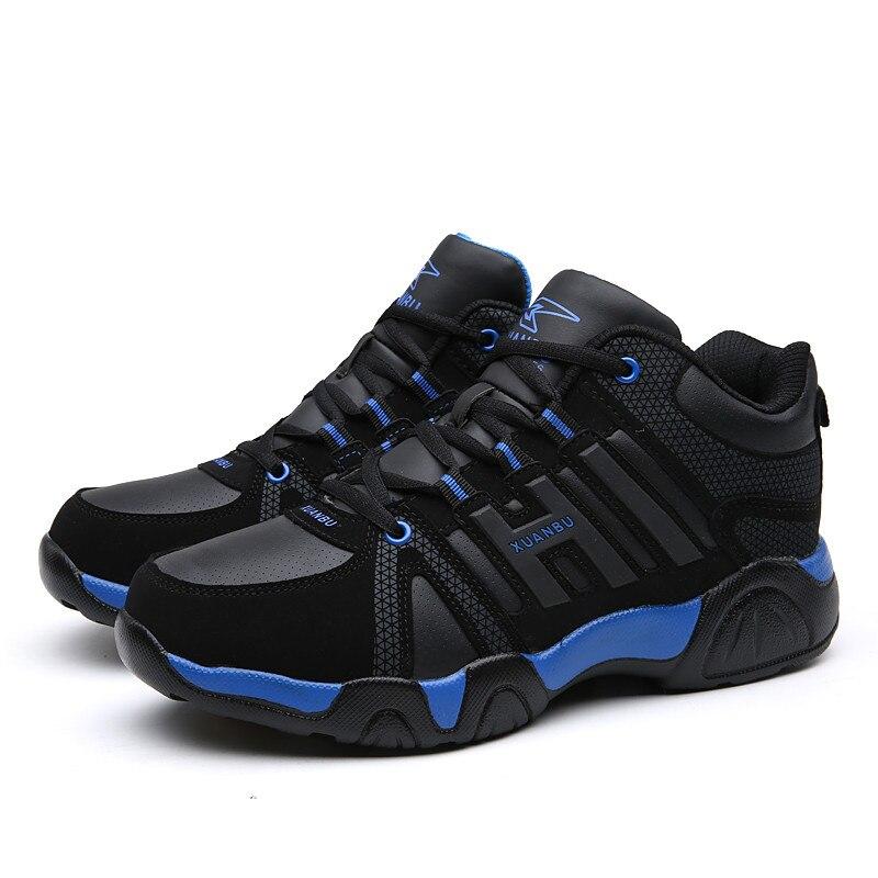 Casual Shoes Women Men Plus Size Sneakers Flat Shoes Women  Add Velvet Cotton Shoes Leather Korean Version Trend Lovers Sneakers