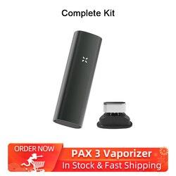Rechthoek 2-In-1 Droge Kruid Vaporizer Kit Elektronische Sigaretten 3500 Mah & Trilalarm Kruiden Vaporizer Geen bluetooth Vs Pax