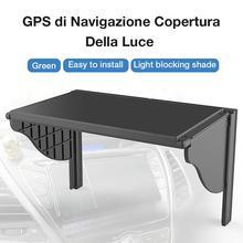 Автомобиль Multiuso 5,5-10 дюймов Navigazione gps для авто Универсальный делла Copertura делла Luce Di Barriera Navigatore gps зонтик капот