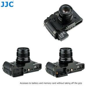 Image 3 - JJC מצלמה מתכת יד גריפ L סוגר מחזיק עבור Fujifilm X Pro3 X Pro2 X Pro1 מחליף Fujifilm MHG XPRO3 MHG XPRO2 MHG XPRO1