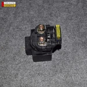 Image 5 - 1 motor/1 par almofada de freio/1 mudança grar capa/1 pçs coletor de admissão/1 relé de partida/2 capa de borracha para js400atv